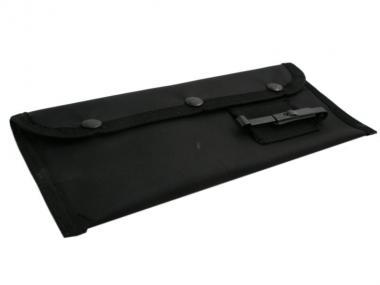 Tasche für Waffenpflegeprodukte, schwarz  245x100mm, schwarz
