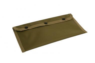 Tasche für Waffenpflegeprodukte, sandfarben  245x165mm, sand