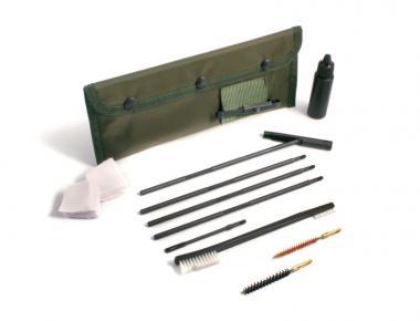 Reinigungsset Kaliber .24-.26 / 6-6,5mm 8-teilig, Gewinde M4