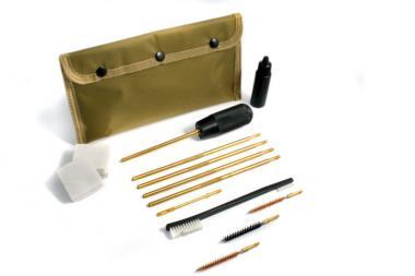 Reinigungsset Kal. .24-.26 / 6-6,5mm 9-teilig FLEX M, Gewinde M4
