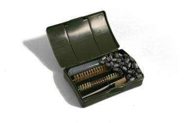 Reinigungsset Kal. 7,62 - 9mm, 6-teilig
