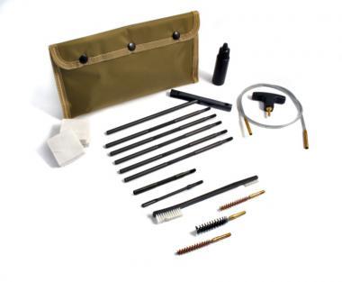Reinigungsset Kal. .30-.325 / 7,62-8mm 10-teilig FLEX S, Gewinde M5