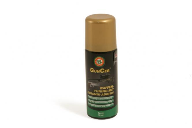 GunCer - Waffentuning mit Keramik-Additiv 50ml   50ml, Ballistol Gunex