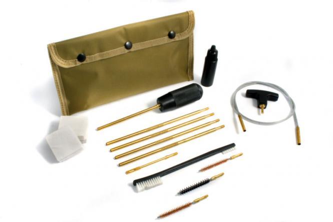 Reinigungsset Kal. .22-.228 / 5,56-5,7mm 10-teilig FLEX M, Gewinde M4